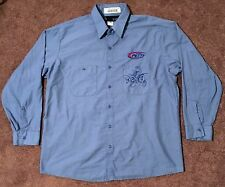 RICHARD PETTY Signed Autographed Race Used Crew Shirt, R Petty Motorsports, JSA