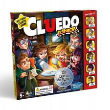Hasbro Cluedo Junior C12931020 Board Game