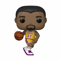 IN STOCK! NBA Legends Magic Johnson (Lakers home) FUNKO Pop! Vinyl Figure