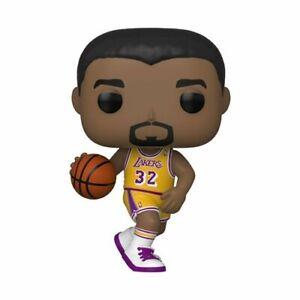 IN STOCK! NBA Legends Magic Johnson (Lakers home) FUNKO Pop! Vinyl Figure