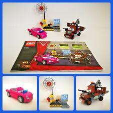 Lego Disney Pixar Cars 2 Mater's Spy Zone set: 8424 Retired - 100% Complete