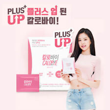 New CaloBye Diet Plus UP Weight Loss for 30 Days (60 pouches) New Version 칼로바이
