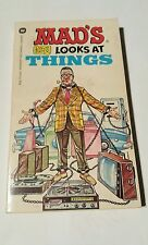 mad's looks at things 1975 pocket book