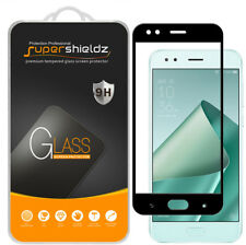 Supershieldz ASUS ZenFone 4 Full Cover Tempered Glass Screen Protector Black