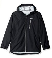 Asics Men's Waterproof Jacket Black Size L