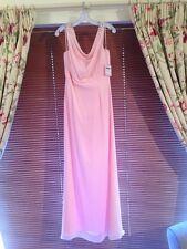 Kelsey Rose Dress Wedding Bridal Bridesmaid Pink