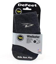 Defeet Wooleator Socks, Charcoal, Large