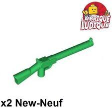 Lego Etui noir pour violon fusil Neuf Black Minifig violin case NEW REF 96207