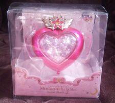 Official Sailor Moon Miniaturely Tablet 3 Chibimoon Crisis Compact