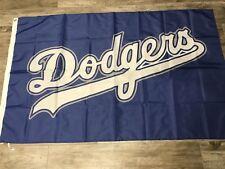 LA Los Angeles Dodgers Baseball 3x5 Flag World Series Same Day Ship