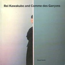 USED (GD) Rei Kawakubo and Comme des Garcons (Blueprint Monographs) by Deyan Sud