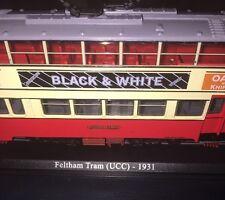 RARE ATLAS EDITIONS 1/76 CLASSIC FELTHAM TRAM MODEL BUS.