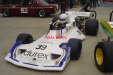 PHOTO  RICHARD AUSTIN IN HIS SURTEES TS19 SILVERSTONE CLASSIC 22.7.11 REMEMBER T