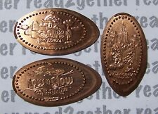 Disneyland Resort Pressed Penny Set DCA Off The Page Sky School Low & Slow