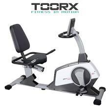 TOORX BRX R90 Cyclette orizzontale HRC Recumbent con ricevitore per fascia cardi