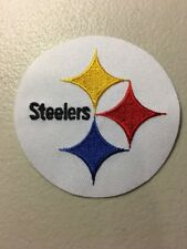 Pittsburgh Steelers NFL Logo Jersey Patch 2.75""