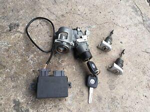 Original VW Lupo 6X 6E Schließzylinder Set Lenkschloss Schlüssel Wegfahrsperre