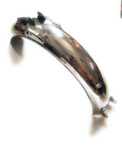 new Polished stainless steel rear fender mudguard for SS50 CL50 CL70