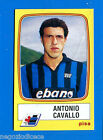 CALCIATORI PANINI 1985-86 Figurina-Sticker n. 202 - CAVALLO - PISA -New