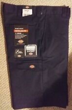 Genuine Dickies regular fit work shorts flex fabric cell pocket NWT Mens size 30