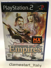 DYNASTY WARRIORS 5 EMPIRES - SONY PS2 PLAYSTATION 2 - NEW SEALED PAL VERSION