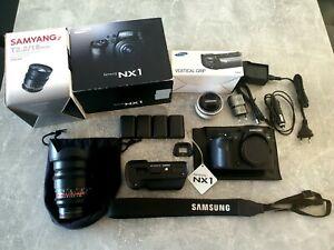 Samsung NX1 Cinema Multi Kit 4k
