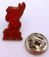 Pin / Anstecker + FC Liverpool + The Reds + Signet + Crest Badge + England #180