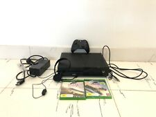 Xbox One Model 1540 with Original Headset & Games
