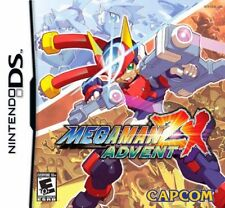Mega Man ZX Advent NDS New Nintendo DS