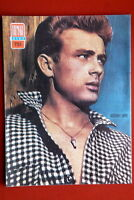 JAMES DEAN ON BACK COVER 1969 RARE EXYU MAGAZINE