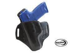 H&K USP 45 auto 4.41 inch barrel OWB Shield Holster LEFT Hand Black