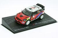 1:43 Mini Cooper WRC - Dani Sordo - Rallye Monte Carlo 2012 - AL 2012-MC-37i