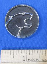 1983 Ford Door Panel Emblem Mercury Cougar Ornament Part #EOWB-66517A57-AWA