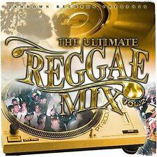 New: Various Artists: Ultimate Reggae Mix 2  Audio Cassette