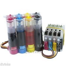 CISS Continuou Ink Supply System for Brother LC107 MFC-J4710DW CIS