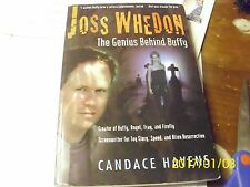 Joss Whedon The Genius Behind Buffy Angel Fray FireFly paperback Candace Havens
