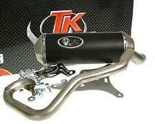 Exhaust Sport with E Characters Turbo Kit GMax 4T for Kymco Grand Dink 125