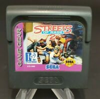 Streets of Rage 2 (Sega Game Gear, 1993) Cartridge Only