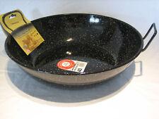 Paella Pfanne,Paella,Pfanne,Bratpfanne,40 cm,Emaille,Garcima,FABRIKFEHLER