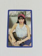 Twice Taste Of Love Momo Preorder Photocard