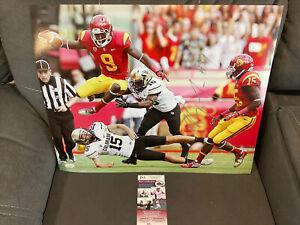 USC Trojans Jacksonville Jaguars Marqise Lee Autographed Signed 16x20 Photo JSA