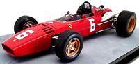 Techomodel 1/18 Scale TM18-163A - 1966 Ferrari 312 Monza GP 1st #6 L.Scarfiotti