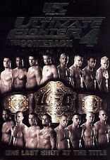 The Ultimate Fighter 4: The Comeback, Good DVD, ,