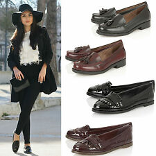 Patent Leather Standard Width (B) Casual Flats for Women