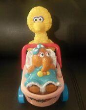 VTG Muppets Inc Illco Toys 80's Nostalgia Big Bird Alice Sesame Street Stroller