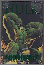 Marvel Premiere Edition ~ Hulk Abominable ~ New & Sealed ~ 2012 Hardcover