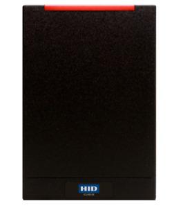 HID IClass SE R40 Wall Switch Card Reader - Black (920NTNNEK00000)