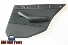 BMW E46 Rear Right Door Card E4AT Anthracite 51428224432