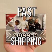 TOPPS 2021 MLS Major League Soccer Blaster Box NEW SEALED!