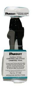 Panduit CT-1550 Contour Crimp Controlled Cycle Tool